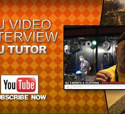 DJ Tutor / Ellaskins Quick Interview at BPM