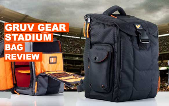 Gruv Gear Stadium Bag Review & Video