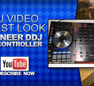 Exclusive Pioneer DDJ-SX Serato DJ Controller First Look Impressions