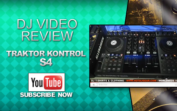 Traktor Kontrol S4 Review