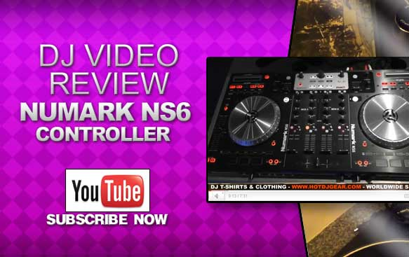 Numark NS6 Review and DDJ-SX Comparison