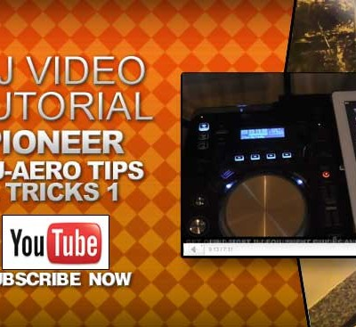 Beginner DJ: Pioneer DDJ-Aero Tips & Tricks 1