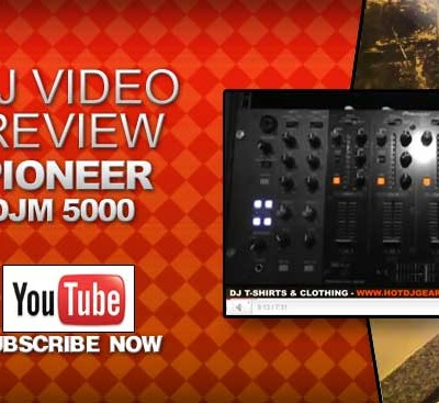 Pioneer DJM 5000 Video Review