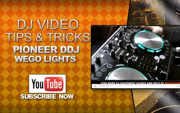 Pioneer DDJ-WeGo Lights Tips &amp; Tricks
