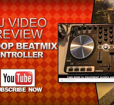 Reloop Beatmix controller Video Review