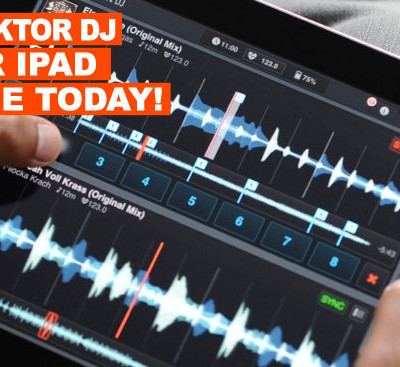 Traktor DJ For iPad & iPhone Free on App Store