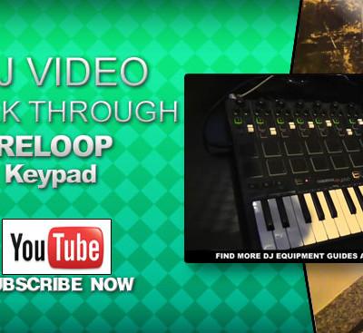 Reloop Keypad Video Demo