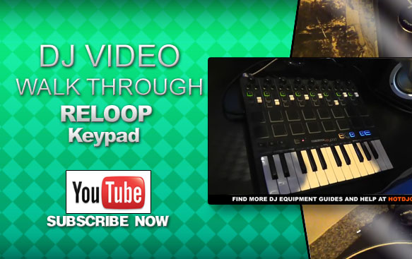reloop-keypad-video