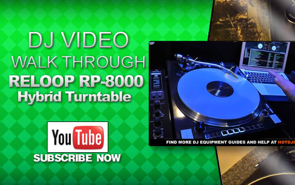 reloop-rp-8000-hybrid-turntable-video