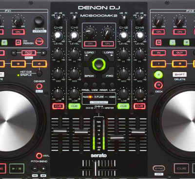 Denon MC6000Mk2 Controller Announced