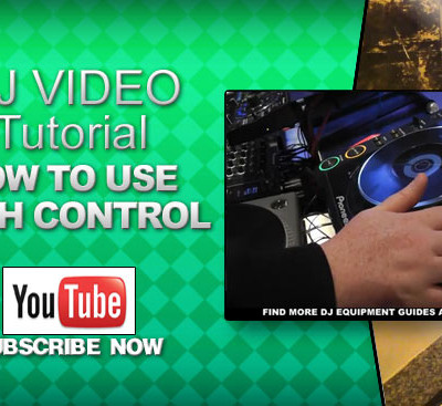 How To Use Pitch Control Video Tutorial