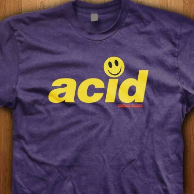Acid-Smiley-Shirt