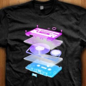 Cassette-Explosion-Shirt