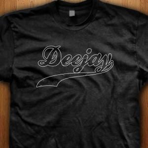 Deejay-Shirt