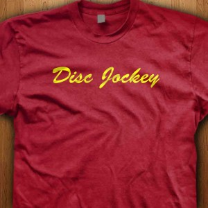 Disc-Jockey-Shirt