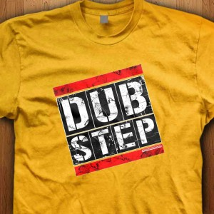 Dub-Step-Shirt