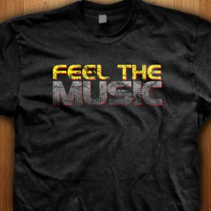 Feel-The-Music-Shirt