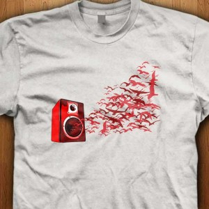 Fly-Away-With-The-Music-Shirt