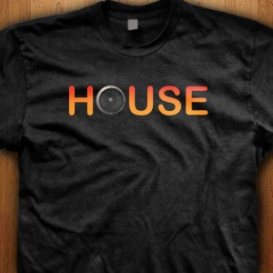 House-Music-Shirt