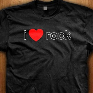 I-Love-Rock-Shirt