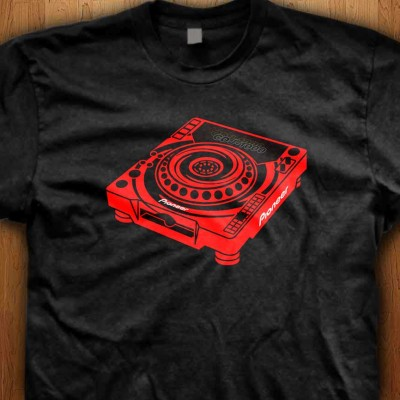 Pioneer-CDJ-1000-Swirl-Shirt