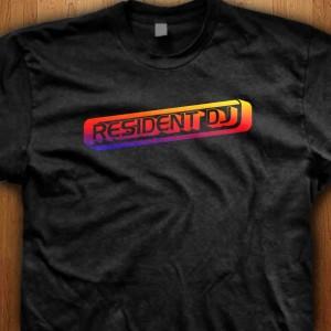 Resident-DJ-Shirt