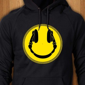 DJ-Smiley-Hoodie