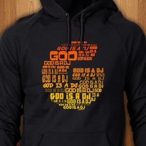 God-Is-A-DJ-Hoodie
