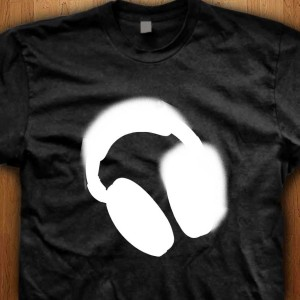 Headphone-Graffiti-Shirt