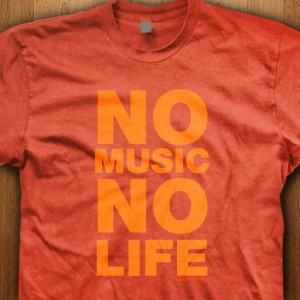 No-Music-No-Life-Shirt