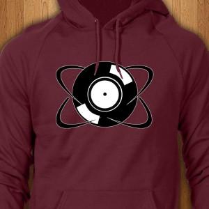 Record-Atom-Hoodie