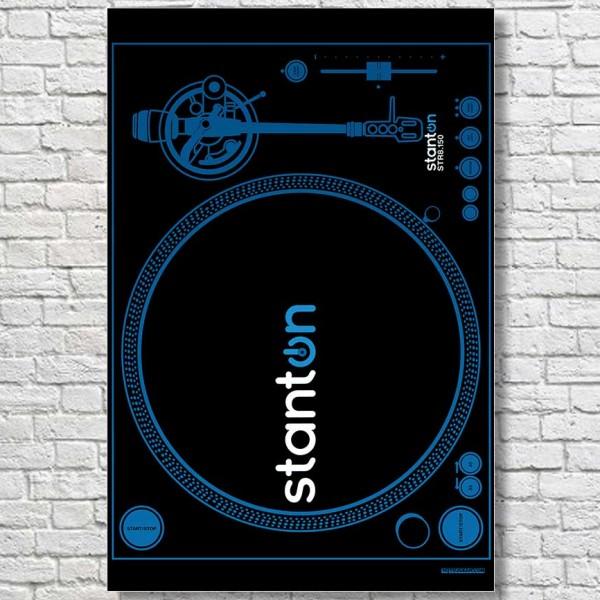 Stanton-STR8-150-Large-Poster