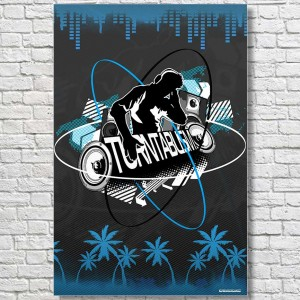 Turntablism-Large-Poster