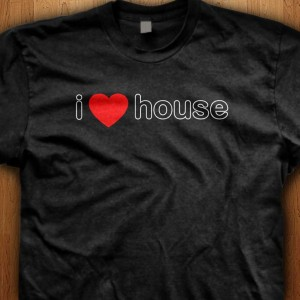i-love-house-shirt